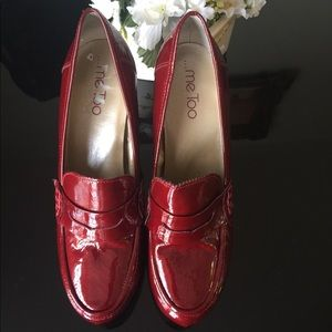 Me Too Patent Leather Pump